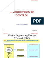 Intro to Control