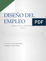 Diseño Del Empleo