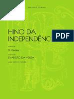 1 Hino Da Independencia Partitura