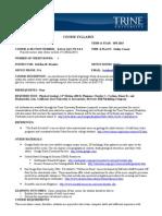 EAS-GLY 273 Geology_Syllabus SPR 3-7-15