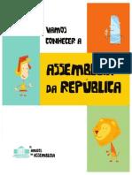 Assembleia Da República Livro Conhecer Assembleia Republica1