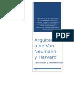 Vonneumann y Harvard