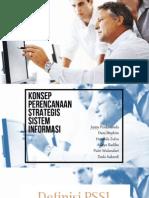 Perencanaan strategi sistem informasi