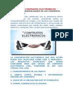8.LOS CONTRATOS ELECTRONICOS.