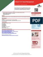 TP380G Formation Ibm Smartcloud Control Desk 7 5 It Asset Management Fundamentals