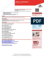 TZ213G Formation Ibm Tivoli Netview for z Os 6 1 Automation