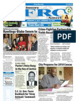 Baltimore Afro-American Newspaper, February 06, 2010