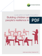 Briefing2 Resilience in Schools Health Inequalities