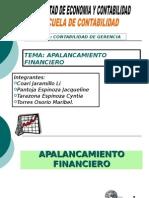 APALANCAMIENTO FINANCIERO TRABAJO.ppt