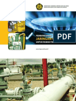 Buku Jargas (jaringan gas/city gas) Indonesia