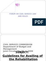 Forum on CSC Law & Rules2.ppt