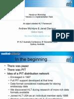 Medical Objects Framework