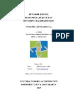 Menggunakan Formula (Transformasi Indeks Vegetasi) dengan ER Mapper