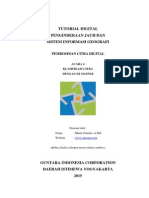 Klasifikasi Citra dengan ER Mapper
