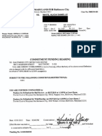 Alicia White Charging Documents
