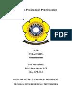 Rencana Pelaksanaan Pembelajaran MTK_Unsri