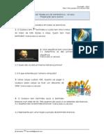 Modelo3 Cad1 Preparação Exame