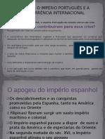 Crise Do Império Português Do Oriente