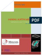 Tutorial Minescape 4.119_Sample