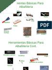 Herramientas Basicas Para Construccion