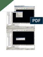 SOP Bagaimana Menempelkan Picture Diatas Triangulation