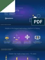 5Gz Qualcomm 5g Vision Presentation November 2014