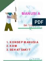 KONSEP MANUSIA [Compatibility Mode]