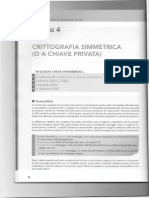 crittografia simmetrica  chiave privata