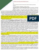Conspect Drept Civil - Partea Generală, Persoana Fizică, Persoana Juridică