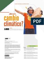 ¿Qué Es El Cambio Climático-