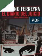 Diario Del Juicio Por Mariano Ferreyra
