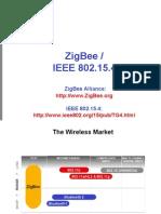 Zigbee-sintese