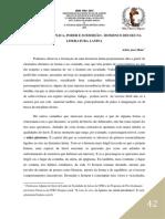 INVOCAÇÃO, SÚPLICA, PODER E SUBMISSÃO - HOMENS E DEUSES NA LITERATURA LATINA