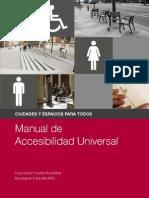 Manual Accesibilidad Universal en Recreacion y Servicio