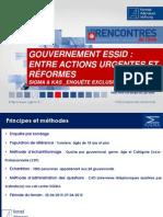 Gouvernement Essid_entre Actions Urgentes Et Réformes Version Française