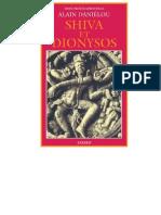 Daniélou Alain - Shiva Et Dionysos