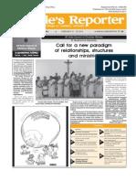 People's Reporter Feb. 10-25 2015, Vol. 28, No.3 Obituary Pravinaben Patel