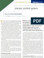 Practical Process Control System Metrics