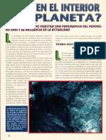 ¿Vida en El Interior Del Planeta R-080 Nº031 - Reporte Ovni