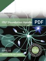 ITIL Foundation Handbook