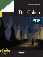 Der Golem - Deutschbuch