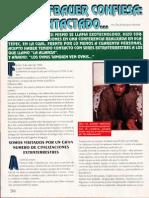 Contactado - Max Hofbauer Confiesa, Soy Contactado... R-080 Nº031 - Reporte Ovni