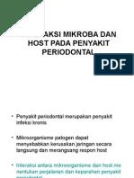 Interaksi Mikroba Dan Host Pada Penyakit Periodontal 2
