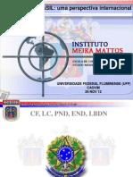 Segurança & Defesa (CASVIM 2012)