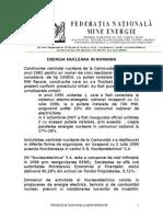Energia Nucleara in Romania