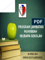 Program Jambatan Muhibbah 1