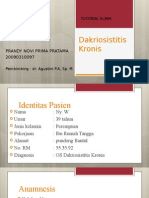 dakriosistitis