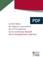 Le Livre Blanc Sur Le Numerique Educatif