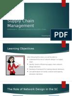 Supply Chain Management - Pertemuan 4