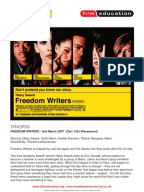 freedom writers lesson plans
